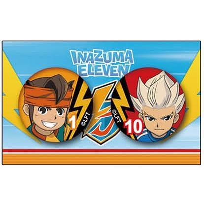 Inazuma Eleven, Character Products, Badge, Inazuma Eleven, Character ...