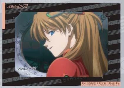 Portrait - Rebuild of Evangelion / Asuka Langley