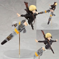 Figure - Strike Witches / Erica Hartmann