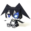 Graphig - Black Rock Shooter