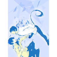Doujinshi - Anthology - Blue Exorcist / Rin x Yukio (An escape)