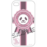 iPhone4 case - Shirokuma Cafe / Panda-kun