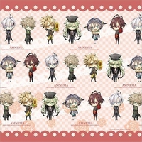 Handkerchief - AMNESIA / All Characters