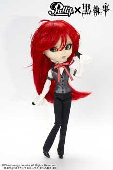 Image result for pullip grell