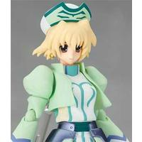 figma - Mahou Shoujo Lyrical Nanoha StrikerS / Signum & Shamal & Reinforce & Hayate