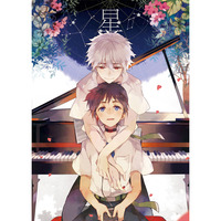Doujinshi - Illustration book - Evangelion / Shinji x Kaworu (星) / VLV