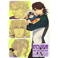 Doujinshi - TIGER & BUNNY / Yuri & Kotetsu & Legend (LOVE OR HATE) / KANGAROOKICK