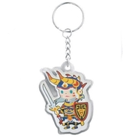Key Chain - Final Fantasy Series / Warriors of Light