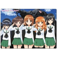 Plastic Sheet - GIRLS-und-PANZER