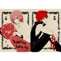 Doujinshi - K (K Project) / Mikoto x Totsuka (happy boy happy day) / happy