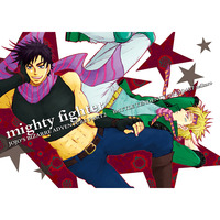 Doujinshi - Jojo Part 2: Battle Tendency / Joseph Joestar x Sezer (mighty fighter) / teikaro