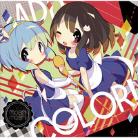 Doujin Music - Add color! / moshi moshi