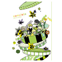 Doujinshi - Compilation - TIGER & BUNNY / All Characters & Barnaby & Kotetsu (complete) / Lie-Thunder