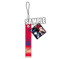 Strap - K (K Project) / Reisi & Mikoto