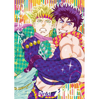 Doujinshi - Jojo Part 2: Battle Tendency / Lisa Lisa & Joseph & Caesar (DOLCE and SPICE) / Doku Kinoko-sha