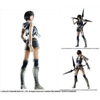 Action Figure - Final Fantasy Series / Yuffie Kisaragi