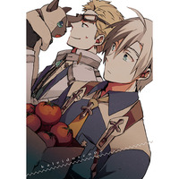 Doujinshi - Tales of Xillia2 / Julius & Ludger (kaleido scope) / 居留守