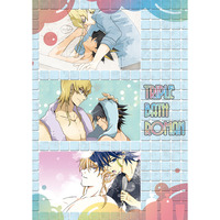 Doujinshi - Anthology - Yu-Gi-Oh! 5D's / Jack x Yusei (Triple bath roman) / Junction