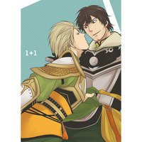 Doujinshi - Dynasty Warriors / Ma Dai x Ma Chao (1+1) / ぱやぱぱ水茄