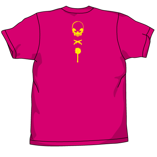 Fist Of The North Star / Jagi Size-L (SAY MY