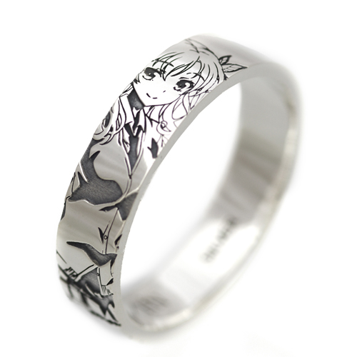 Anime Wedding Rings 015 - Anime Wedding Rings