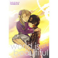 Doujinshi - Tales of Xillia2 / Elle & Lal Mel Mata & Victor (World is beautiful) / BAJYORIKA