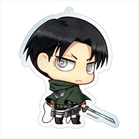 Big Key Chain - Shingeki no Kyojin / Levi
