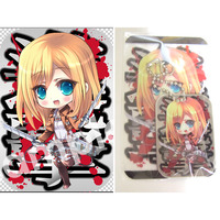 Earphone Jack Accessory - Shingeki no Kyojin / Krista Lenz