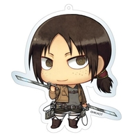 Big Key Chain - Shingeki no Kyojin / Ymir