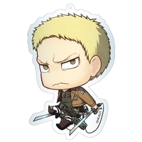 Big Key Chain - Shingeki no Kyojin / Reiner Braun