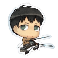 Big Key Chain - Shingeki no Kyojin / Bertolt Hoover