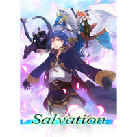 Doujinshi - Fire Emblem Awakening / Mark & Eudes & Lucina (Salvation) / @hinomichi