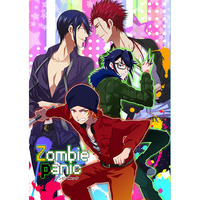 Doujinshi - Anthology - K (K Project) / Saruhiko x Misaki (Zombiepanic) / Yotto.