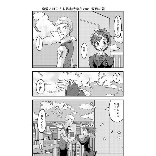 Protagonist Persona 3 Portable Persona 3 Portable