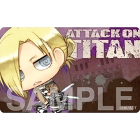 Card Stickers - Shingeki no Kyojin / Annie Leonhart