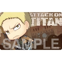 Card Stickers - Shingeki no Kyojin / Reiner Braun
