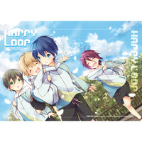 Doujinshi - High Speed! / All Characters (Free!) (HAPPY LOOP) / Samgyetang