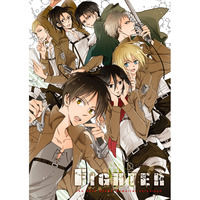 Doujinshi - Anthology - Shingeki no Kyojin / All Characters (Fighter) / cheerio