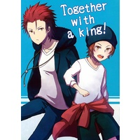 Doujinshi - K (K Project) / Mikoto x Misaki (Together with a king!) / mirin