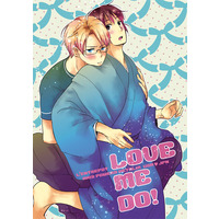 Doujinshi - Hetalia / America x Japan (LOVE ME DO!) / Rantorupo