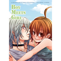 Doujinshi - Toaru Majutsu no Index / Accelerator x Last Order (BOY MEETS GIRL) / SingingMachine
