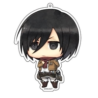 Big Key Chain - Shingeki no Kyojin / Mikasa Ackerman
