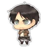 Big Key Chain - Shingeki no Kyojin / Eren Jaeger