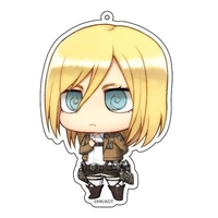 Big Key Chain - Shingeki no Kyojin / Krista Lenz