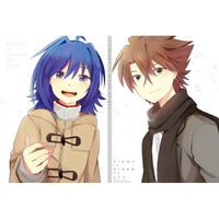 Doujinshi - Vanguard Series / Toshiki x Aichi (I drown in dream of you) / Step!step!!