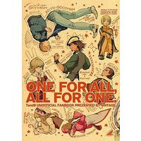 Doujinshi - TIGER & BUNNY / Keith & Kotetsu & Barnaby (ONE FOR ALL,ALL FOR ONE.) / Vintage