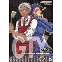 Doujinshi - Manga&Novel - Fate/stay night / Lancer  x Archer (GTY×2) / 25℃