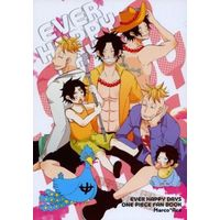 Doujinshi - ONE PIECE / Marco x Ace (EVER HAPPY DAYS) / 一郎