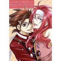 Doujinshi - Tales of Symphonia / Lloyd x Zelos (Beautiful Smile) / PINK POWER