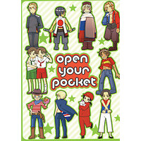 Doujinshi - Hetalia / All Characters (open your pocket!) / っぺ/財布に五円
